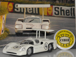 Solido Chaparral blanche
