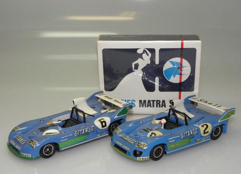 Matra 670C saison 1974