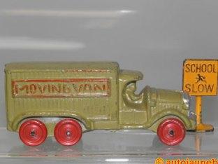 Barclay Moving Van