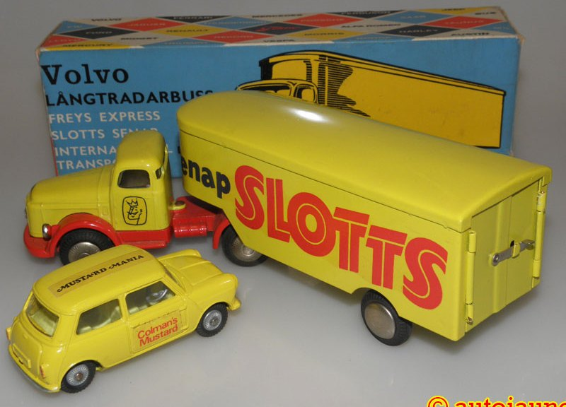 Colman's Mustard et Senap Slotts