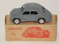 Lion-Car Renault 4 CV