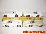 variantes de mercedes W196 Dinky Toys