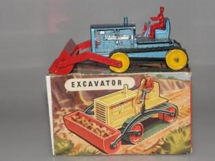 Benbros bulldozer