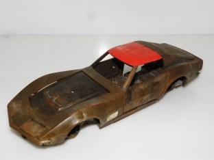 Tekno prototype 1/25 Chevrolet Corvette
