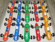 Coffret Clé avec Porsche 718 F2 et autres monoplaces