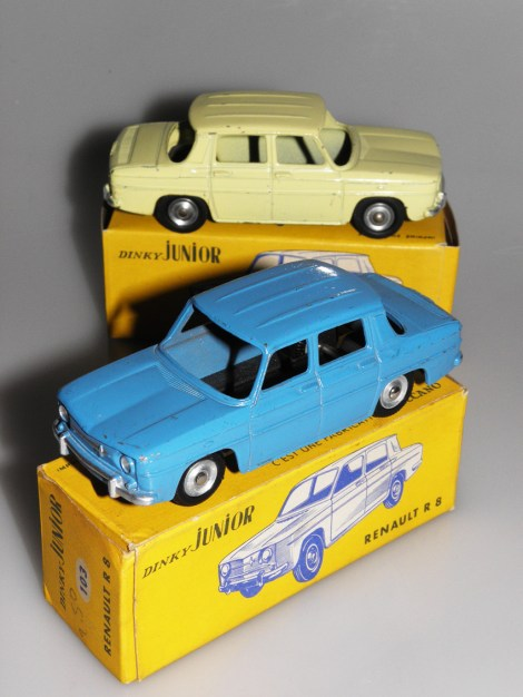Dinky Toys Junior Renault 8
