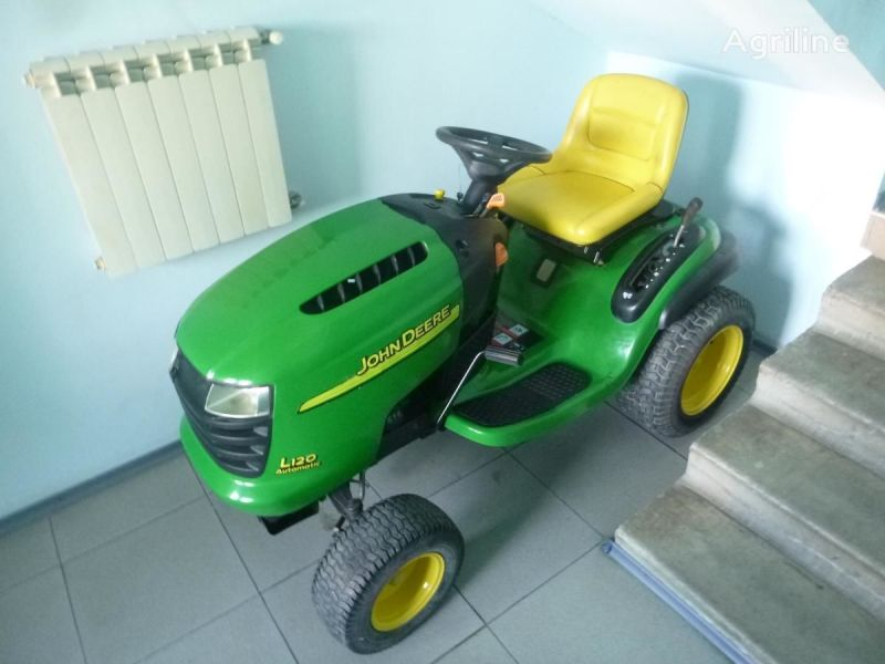 Large Of John Deere L120