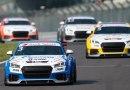 Audi Sport TT Cup en Franconia Mónaco