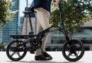 Nueva bicicleta eléctrica plegable de Peugeot