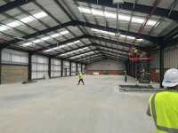 Icon new production facility