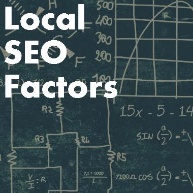 Local SEO Factors