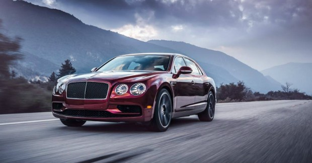 2017 Bentley Flying Spur The Exclusively Fast Sedan