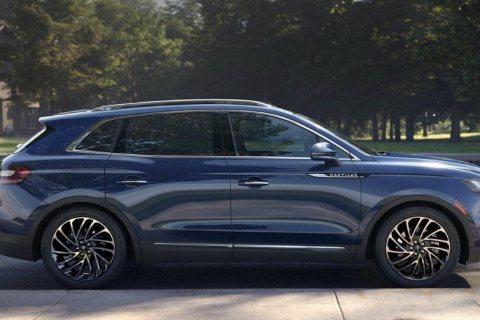 2019 Lincoln Nautilus vs 2018 Cadillac XT5