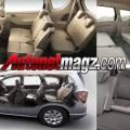 Chevrolet, Akomodasi Suzuki Ertiga Vs Chevrolet Spin: Komparasi Suzuki Ertiga vs Chevrolet Spin