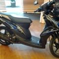 Motor Baru, Yamaha Mio GT Hitam: Yamaha Mio GT Diluncurkan Noah!