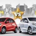 Honda, Perbandingan Honda Brio Satya Dengan Toyota Agya: Komparasi Toyota Agya vs Honda Brio Satya