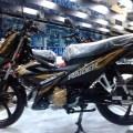 Motor Baru, Suzuki Raider Indonesia: Suzuki Raider 2014 : Ini Baby Suzuki Satria FU