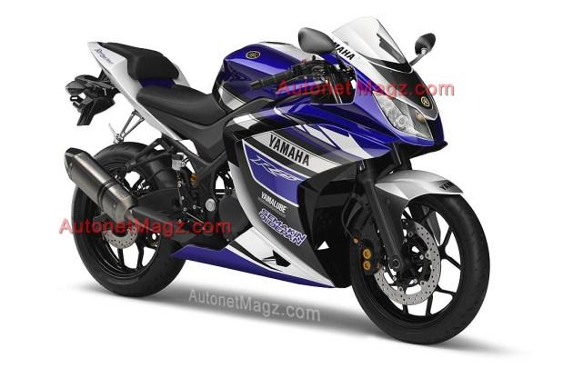 Yamaha R25 production model