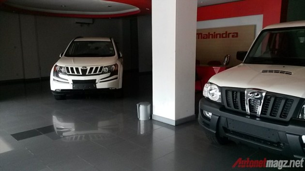 Line Up Mahindra