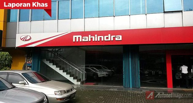 Showroom Mahindra Indonesia