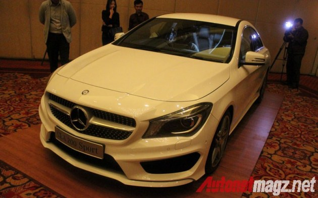Mercedes CLA Indonesia Sport Line