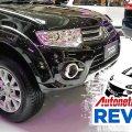 Mitsubishi, Mitsubishi Pajero Sport 2014 Bensin: First Impression Mitsubishi Pajero Sport V6 3.0 Bensin
