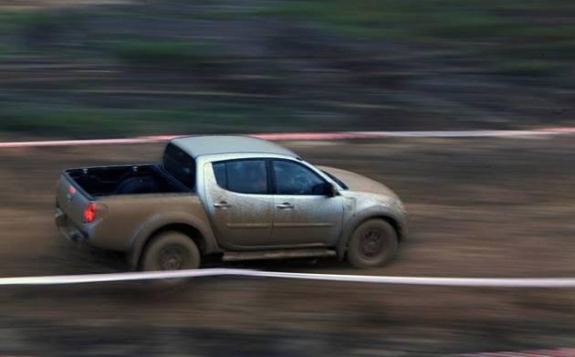 Mitsubishi Strada Triton VGT Performance