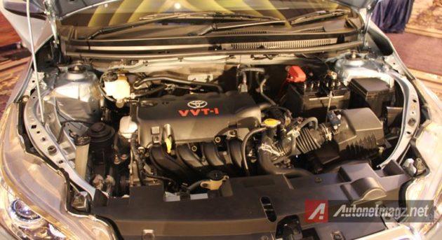 Toyota Yaris 2014 engine