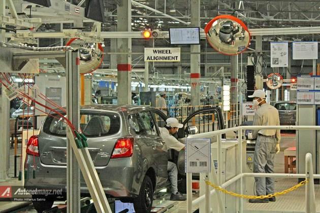 Pabrik perakitan Datsun Indonesia