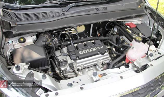 Mesin S-TECH III 16 Valve Chevrolet Spin Activ 1.5-liter