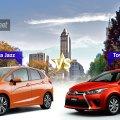 Berita, Komparasi Jazz VS Yaris: Komparasi Perbandingan Toyota Yaris TRD Sportivo vs Honda Jazz RS