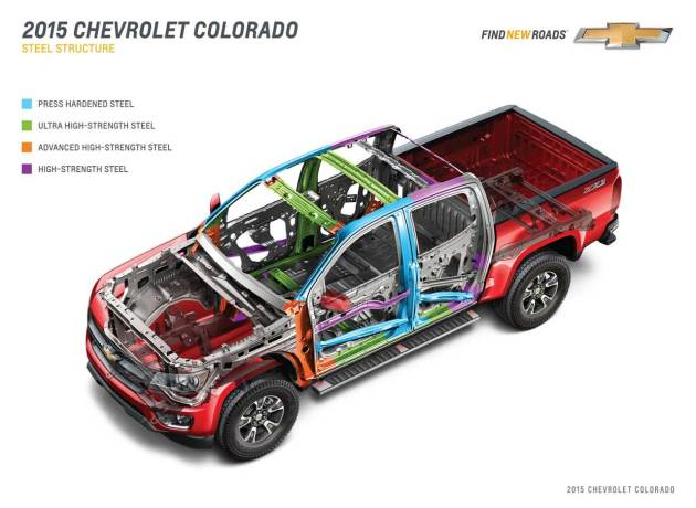 2015-Chevrolet-Colorado-Chassis