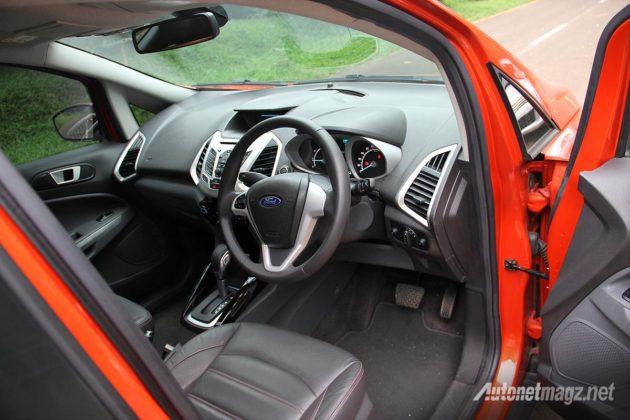 Interior dashboard Ford EcoSport