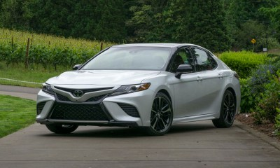 2018 Toyota Camry: First Drive Review - » AutoNXT