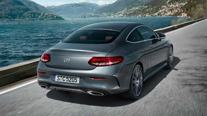 Mercedes Benz Clase C300 Coupe AMG