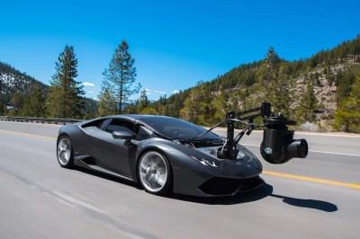 Lamborghini 'Huracam': de snelste filmauto ter wereld