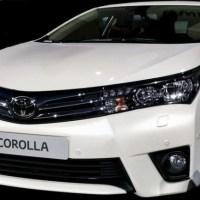 El nuevo Toyota Corolla 2014