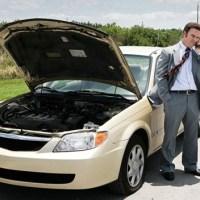 Top 10 de los problemas más comunes de los vehículos