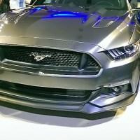 Llegó el Ford Mustang 2015 a República Dominicana
