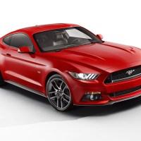 Unos cuantos detalles del nuevo Ford Mustang 2015