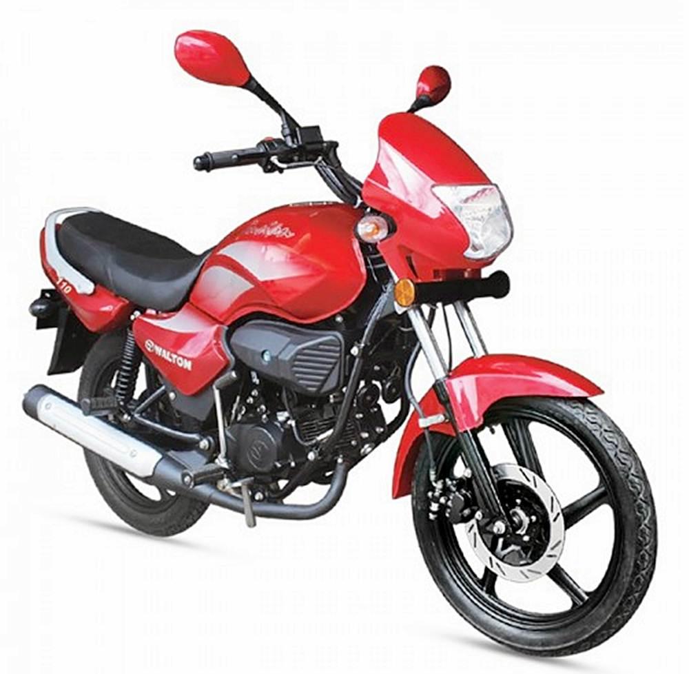 Walton Fusion 100cc Motorcycle Specification