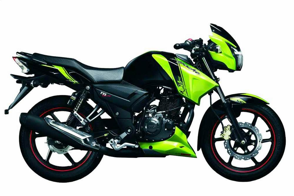TVS Apache RTR 150 Double Disc Motorcycle Price in Bangladesh