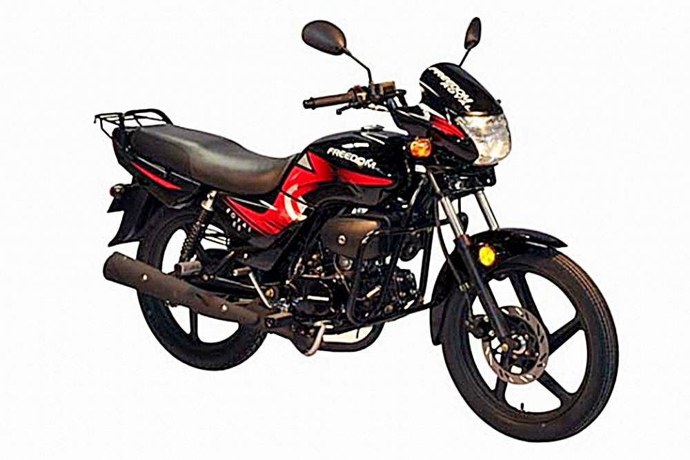 Freedom Royal ES Motorcycle Specification