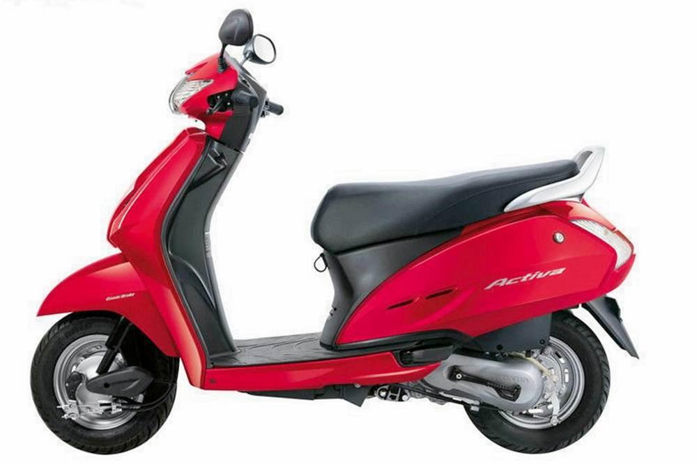 Honda Activa Joy On and On Specification