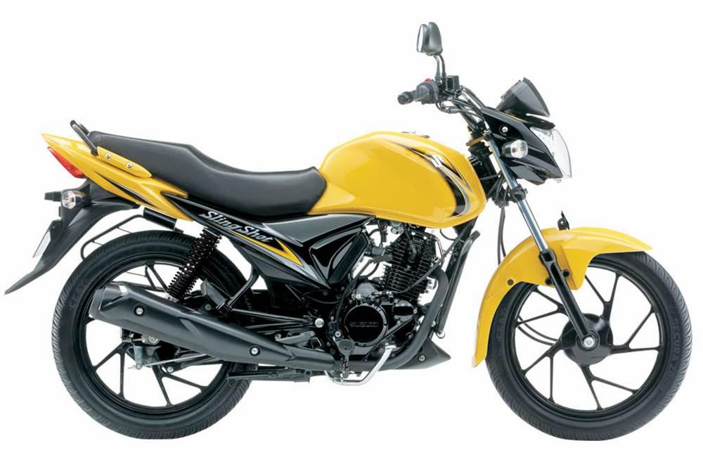 Suzuki Slingshot Plus Motorcycle Specification
