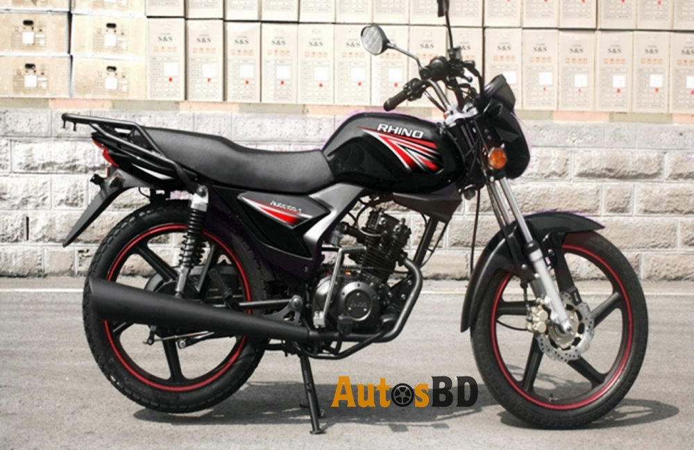 Auge Rhino Motorcycle specification