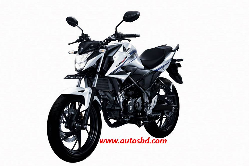 Honda CB150R StreetFire Motorcycle Specification