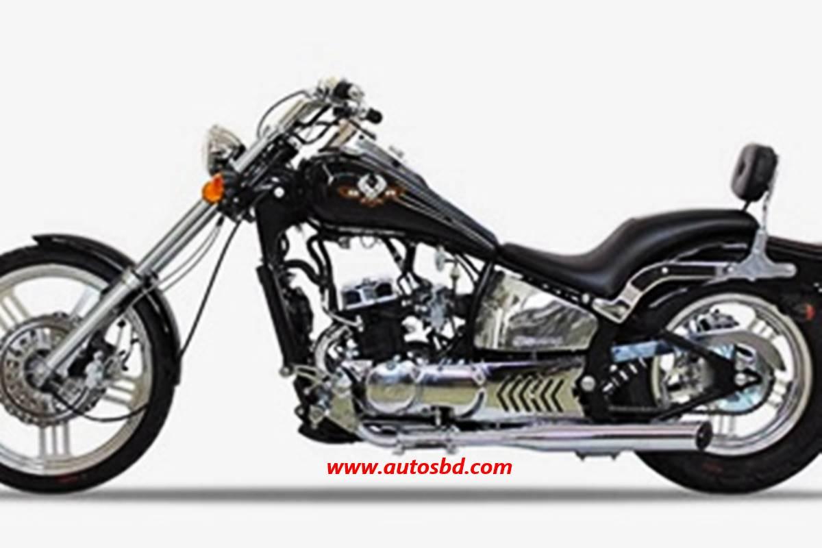 Regal Raptor Spyder Motorcycle Specification