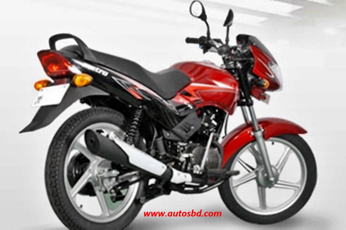TVS Metro 100 KS Motorcycle Specification