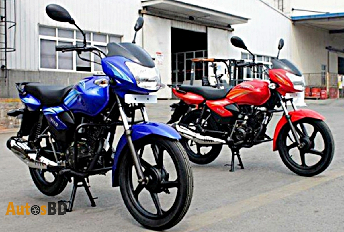 Victor-R Link Advance Motorcycle Specification